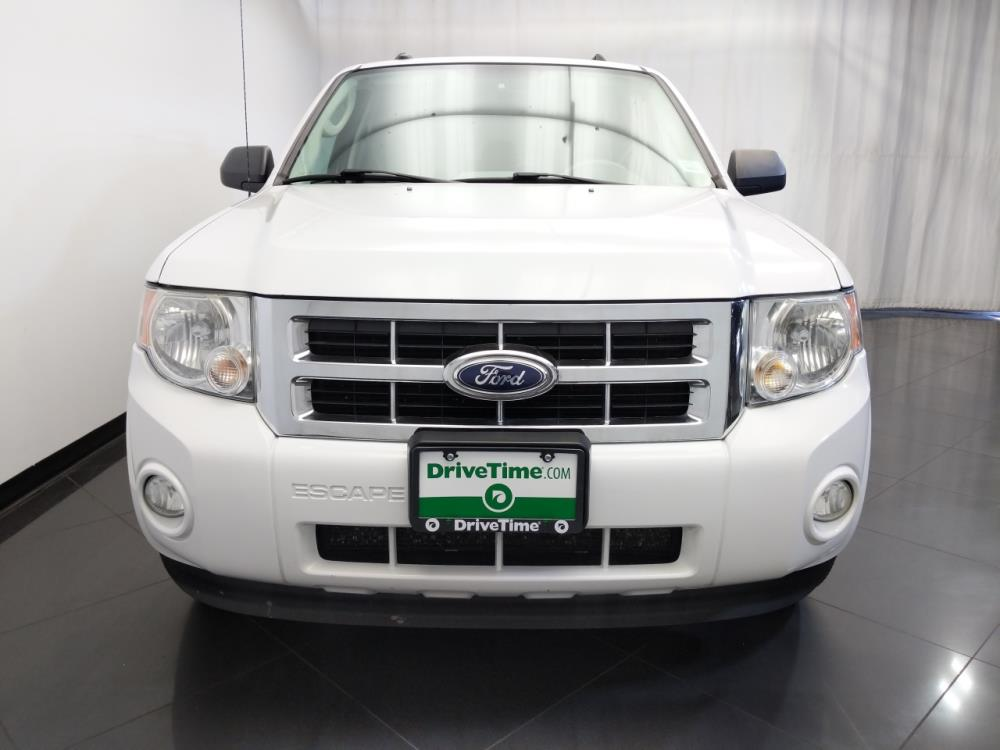 2012 Ford Escape XLT - 1120146610