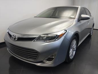 Used 2015 Toyota Avalon