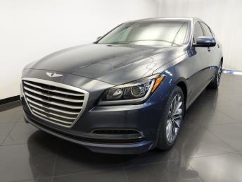 Used 2015 Hyundai Genesis