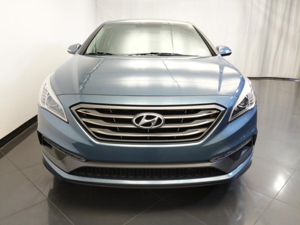 2015 Hyundai Sonata Sport - 1120146846