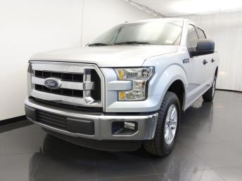 2016 Ford F-150 SuperCrew Cab XLT 5.5 ft - 1120146928