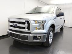 2016 Ford F-150 SuperCrew Cab XLT 5.5 ft