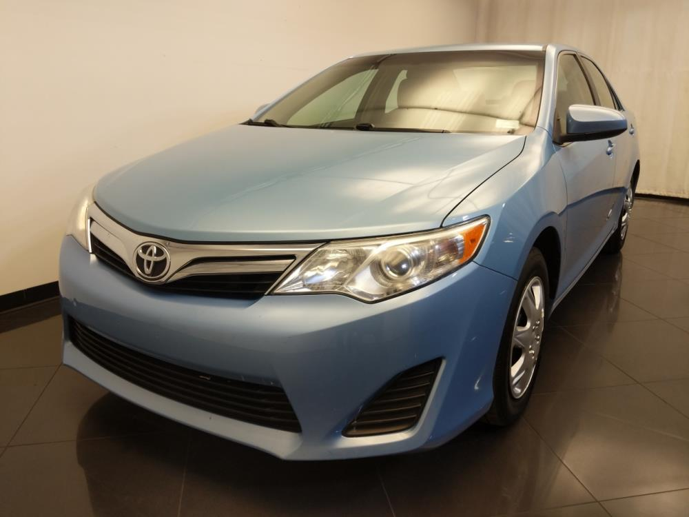 2012 Toyota Camry LE - 1120146933