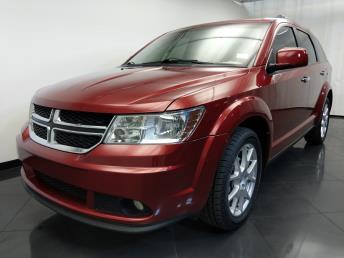 Used 2011 Dodge Journey