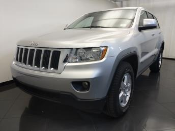 Used 2012 Jeep Grand Cherokee