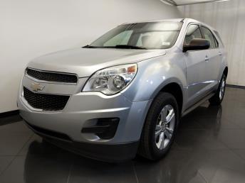 2014 Chevrolet Equinox LS - 1120147028