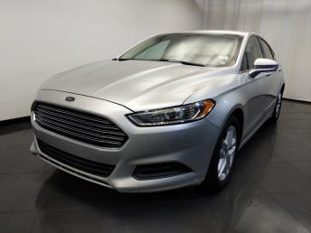 2014 Ford Fusion SE - 1120147253