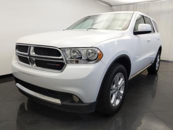 Used 2013 Dodge Durango