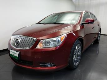 Used 2010 Buick LaCrosse
