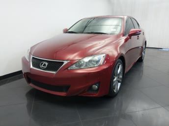 Used 2012 Lexus IS 250