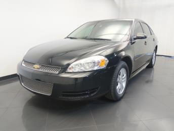 2016 Chevrolet Impala Limited LS - 1120147454