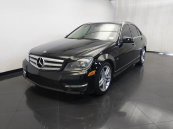 Used 2012 Mercedes-Benz C250
