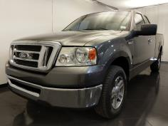 2007 Ford F-150 Super Cab XLT 6.5 ft