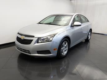 2014 Chevrolet Cruze 1LT - 1120147602