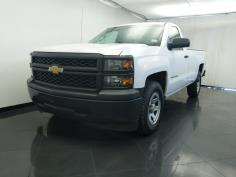 2014 Chevrolet Silverado 1500 Regular Cab Work Truck 8 ft