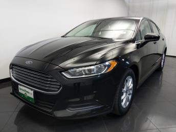 2015 Ford Fusion S - 1120147719