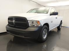 2016 Dodge Ram 1500 Regular Cab Tradesman 8 ft