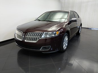 2012 Lincoln MKZ  - 1120147765