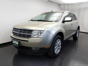2010 Lincoln MKX  - 1120147836