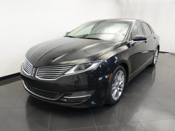 2014 Lincoln MKZ  - 1120147973