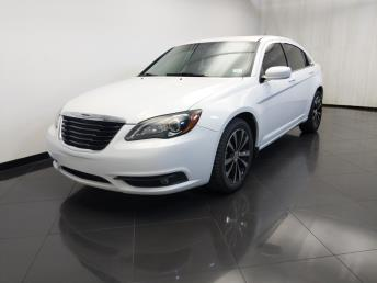 Used 2012 Chrysler 200