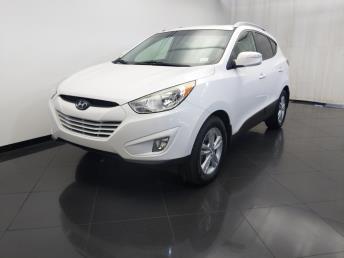 2013 Hyundai Tucson GLS - 1120148014