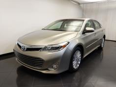 2014 Toyota Avalon Limited Hybrid