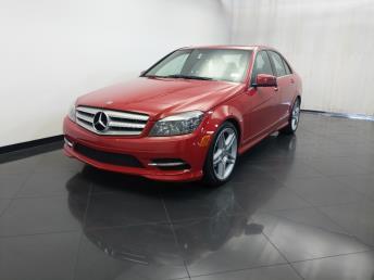 Used 2011 Mercedes-Benz C300