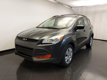 2015 Ford Escape S - 1120148148