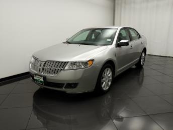 2010 Lincoln MKZ  - 1120148189