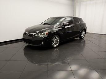 2011 Lexus CT 200h  - 1120148222
