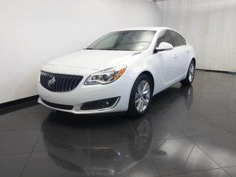 Used 2017 Buick Regal