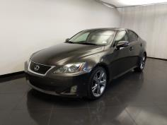 2009 Lexus IS 250 Sport