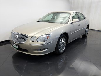Used 2009 Buick LaCrosse