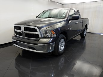 2017 Dodge Ram 1500 Quad Cab SLT 6.3 ft - 1120148293