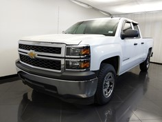 2014 Chevrolet Silverado 1500 Double Cab Work Truck 6.5 ft