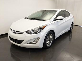 2014 Hyundai Elantra SE - 1120148364