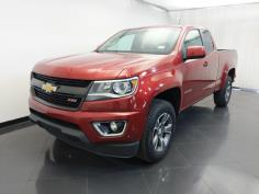 2015 Chevrolet Colorado Extended Cab Z71 6 ft