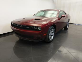 Used 2018 Dodge Challenger