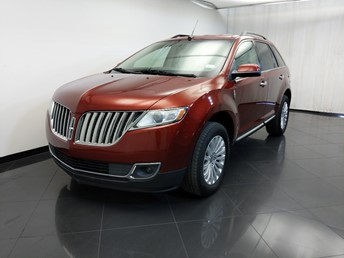 2015 Lincoln MKX  - 1120148404
