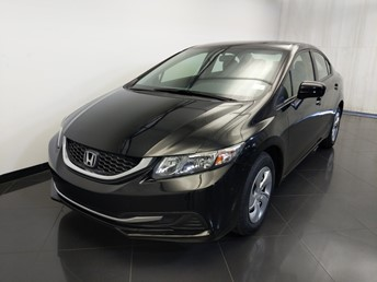 Used 2015 Honda Civic