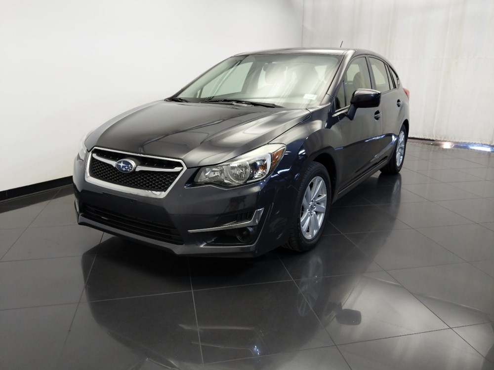 2015 Subaru Impreza 2.0i Premium - 1120148508