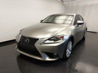 2015 Lexus IS 250  - 1120148557