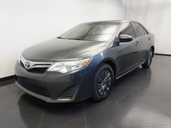2014 Toyota Camry LE - 1120148590