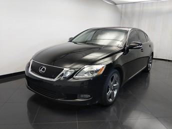2011 Lexus GS 350  - 1120148744