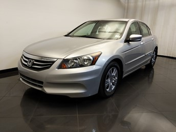 2012 Honda Accord SE - 1120148814