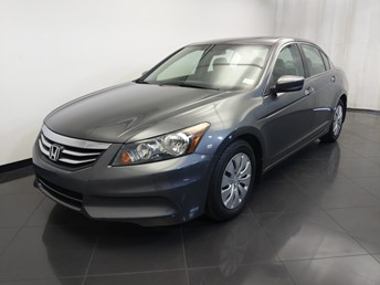 2012 Honda Accord LX - 1120149041