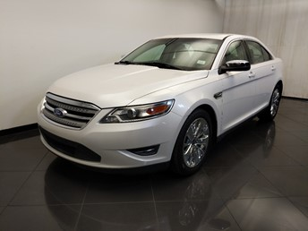 2012 Ford Taurus Limited - 1120149122