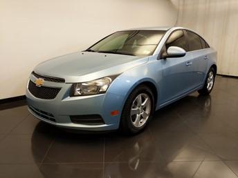 2012 Chevrolet Cruze LT - 1120149339