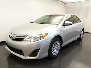 2014 Toyota Camry Hybrid LE - 1120149393